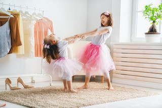 grosir baju anak di Bandung-children are having fun
