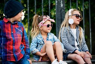 jual baju anak murah -Group of Kids Fashionable Cute Adorable Concept